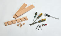 Bauplan: Werkzeugschrank