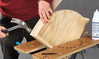 Couchtisch mit Schubladen selbst bauen