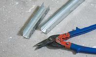 Metallprofile zuschneiden