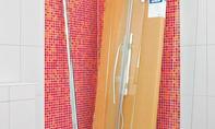 Duschabtrennung montieren
