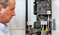 Funktionstest elektronischer Durchlauferhitzer