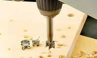 Exzenter-Verbinder Rastex 15 (für 16-mm-Böden)