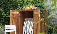 Gartenbox selber bauen