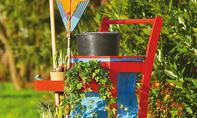 Holzschutz für Gartenmöbel