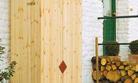 Geräteschuppen aus Holz