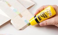 Geschenkbox: Papierschachtel falten