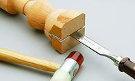 Holz drechseln