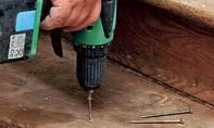 Holztreppe renovieren