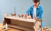 Kamin-Attrappe selber bauen
