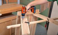 Kindersitzgarnitur bauen