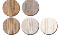 Holz beizen