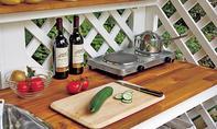 Outdoorküche bauen