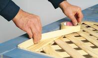 Laubenbank selber bauen