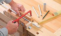 Schwenkgrill bauen