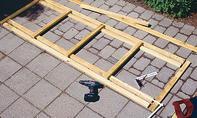 Kellertreppen-Geländer bauen