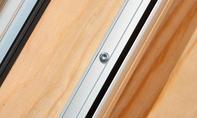 Verdunkelungsrollo fürs Dachfenster