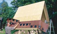 Stelzenhaus selber bauen