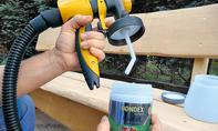 Holzschutz zum Sprühen