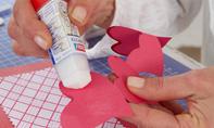 Valentinstag: Gutschein basteln
