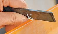 Wandregal aus Acrylglas bauen