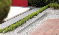 Wassergarten: Bachlauf