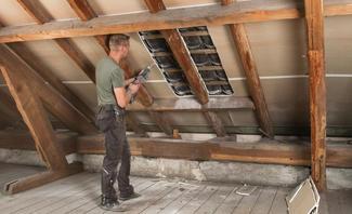 Fabulous Dachfenster einbauen | selbst.de UV21