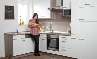 Küchenzeile Aufbauen