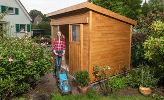 Gartenhaus Selber Bauen Selbst De