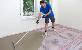 Fußboden Ausgleich Gießen ~ Boden ausgleichen selbst