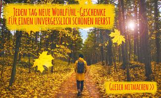 Herbst-Gewinnspiel