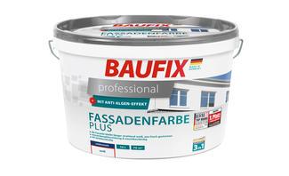 Fassadenfarbe von Baufix