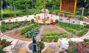 Perfekt Gartengestaltung Beete