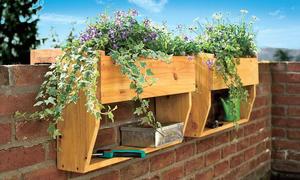 Blumenkasten selber bauen