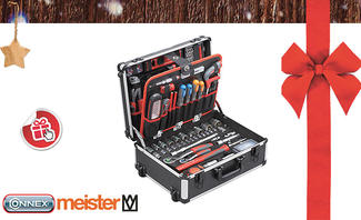 Werkzeugtrolley 156-teilig Nr.: 8971440