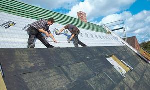 Dach selber bauen