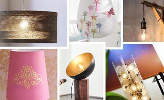 DIY-Lampen