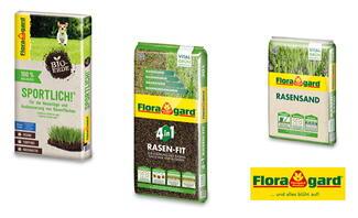Top-Gartenprodukte von Floragard