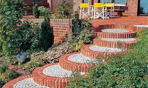 Gartenweg selber bauen