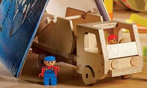 Holzspielzeug selber bauen