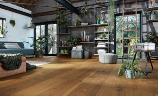 """""""Wood Powder"""" – Was steckt hinter der neuen Bodenbelag-Technologie?"""