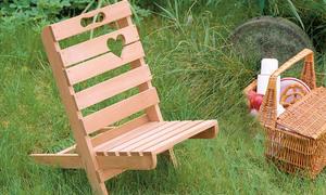 Gartenmobel Selbst Bauen ~ Gartenmöbel selber bauen selbst