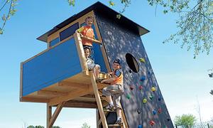 Kletterhaus selber bauen