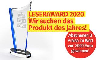 Leseraward 2020