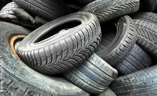 Reifen entsorgen