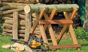 Sägebock selber bauen