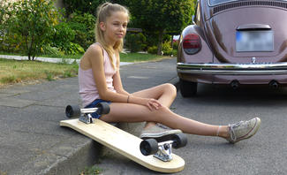 Skateboard selber bauen