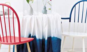 Stuhl selber bauen