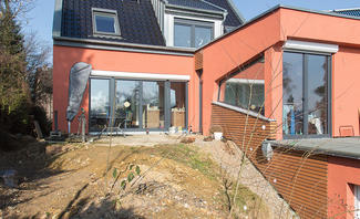 Terrassen-Unterkonstruktion