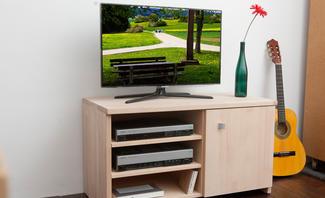 Fantastisch Möbel Selber Bauen TV Schrank