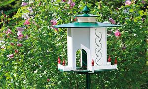 Vogelfuttersilo selber bauen
